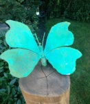 Butterfly (June 2013) bronze