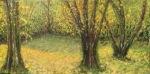 Brandywine River Park, 12 x 24, oil on canvas (11/2015)